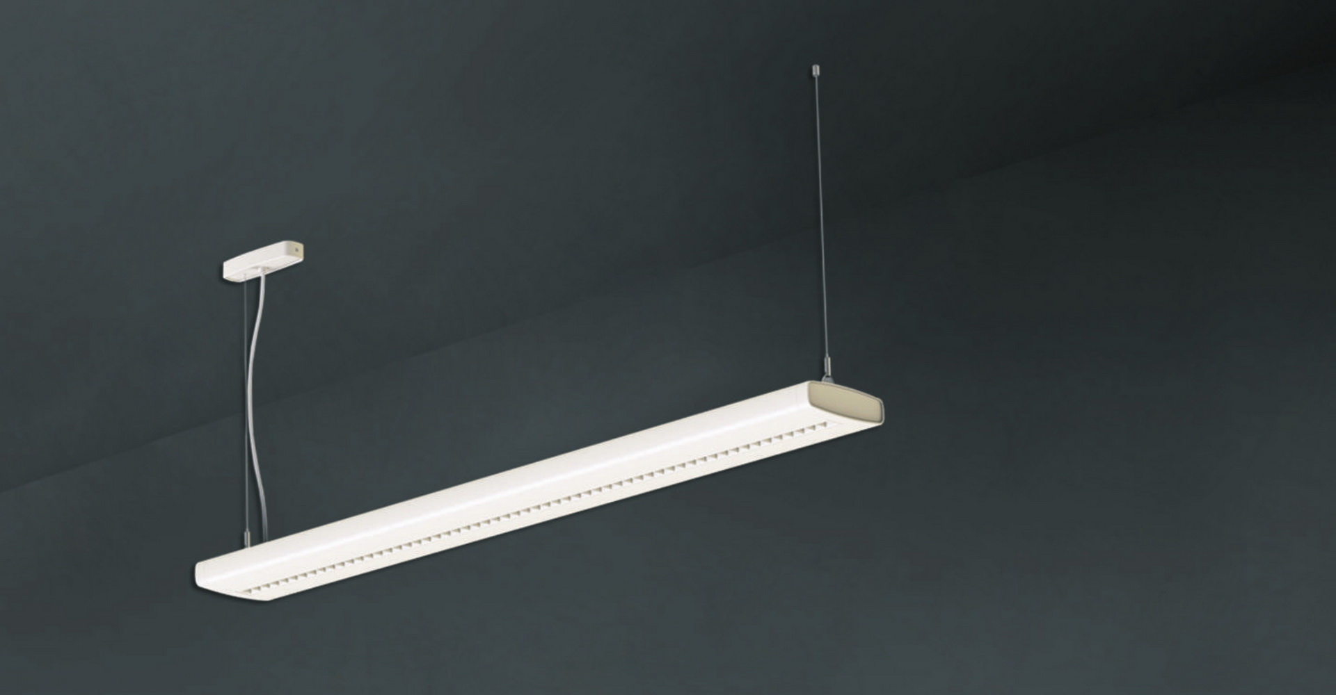 Pendant series LED office Ruby